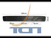 Козырек солнцезащитный MAN TGA XL-XXL/TGX T340004 ТСП