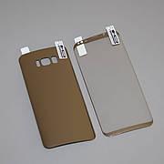 Защитная пленка 3D на Samsung S8 Front+Back Gold