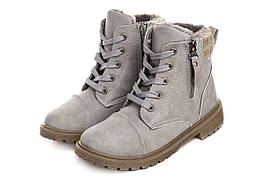 Ботинки женские New TLCK women grey
