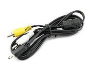 AV кабель Casio 12pin EX-FC100 EX-Z8 EX-S7 h72
