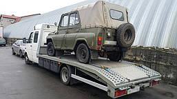 Доставка автомобиля с Украины в Австрию