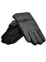 Стрейчевая мужская перчатка