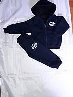 Детский спортивный костюм теплый на молнии Champion 92-116 см