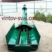 "Разгрузчик вагонов ""ХОППЕР"" 30 тонн в час для зерна, фото 1"