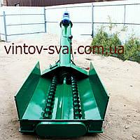 """Разгрузчик вагонов """"ХОППЕР"""" 50 тонн в час для зерна"""