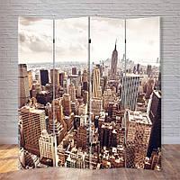 """Ширма декоративная """"Нью Йорк"""", фото 1"""