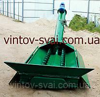 """Розвантажувач вагонів """"ХОПЕР"""" 30 тонн на годину для цементу"""