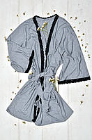 Нижнее белье, женский халат , фото 1