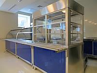 Оборудование для фаст фуда в Харькове (мармит вторых блюд)