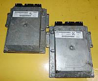 Электронный блок управления (ЭБУ) 8C11-12A650-DC 2,2/2,4 л Форд Транзит 2.2/2.4 TDCI Ford Transit 2006 г. в.