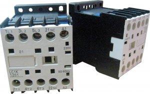 Миниатюрный электромагнитный пускатель  ПМ 0-09-10 (LC1-K0910)