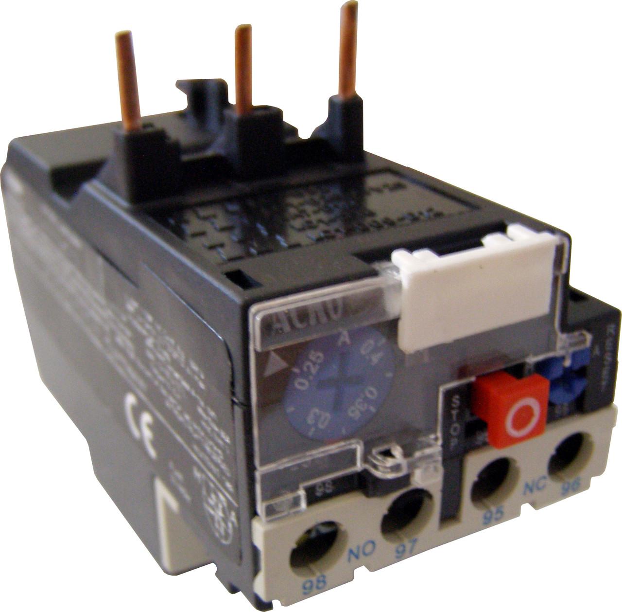 Реле электротепловое 1303 (LR2-D1303)