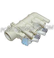 Клапан подачи воды СМА Ariston, INDESIT C00110333 фишка