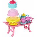 """Игровой набор с куклой Barbie """"Чайная вечеринка принцессы"""", серии """"Дримтопия"""", фото 4"""