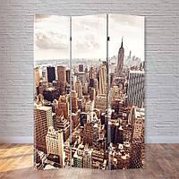 """Декоративна Ширма """"Нью Йорк"""", фото 1"""