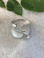 Кольцо серебряное Страсть