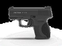 Пистолет стартовый Retay P114 9 мм, фото 1