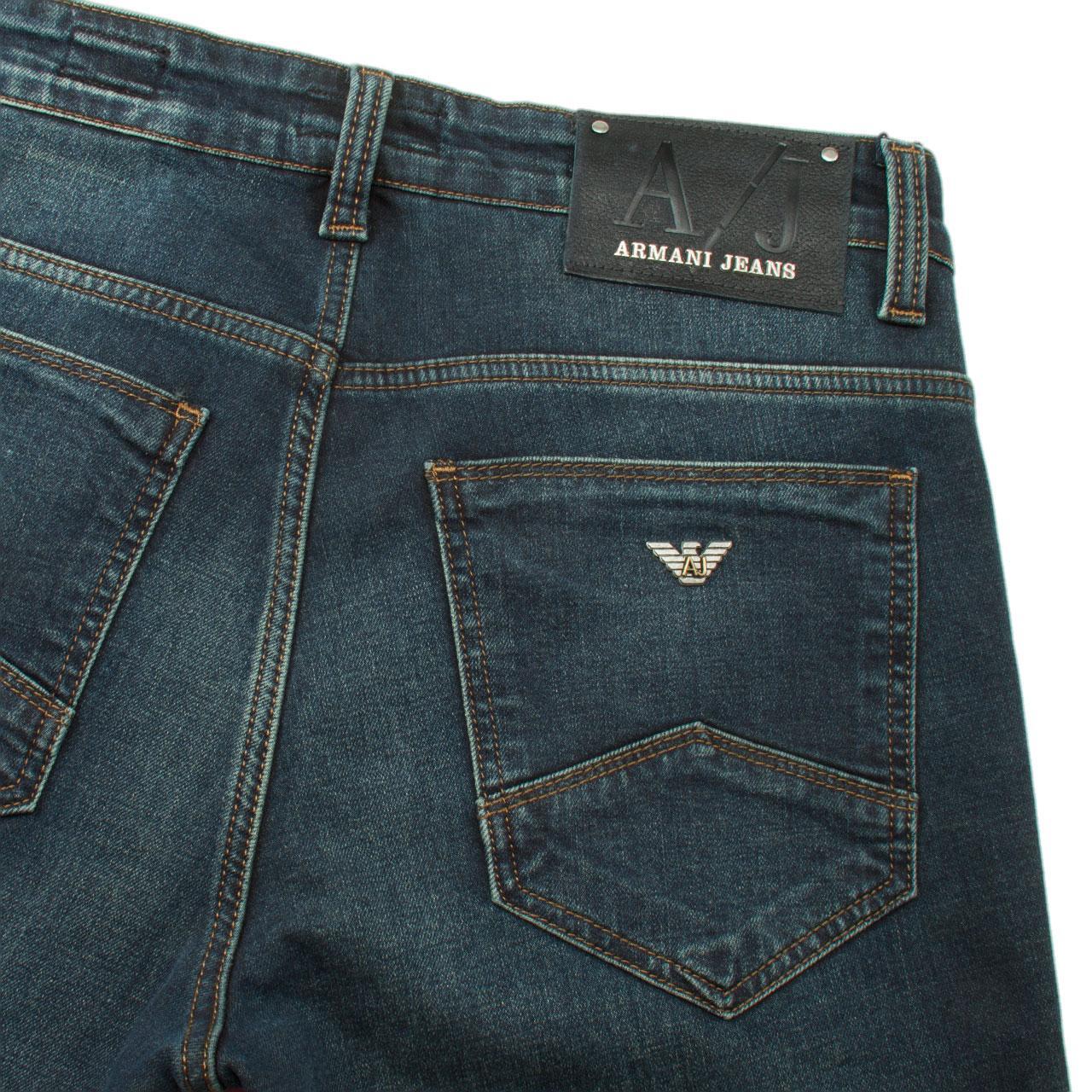 Джинсы мужские утеплённые ARMANI  продажа, цена в Полтаве. джинсы ... ed499161899