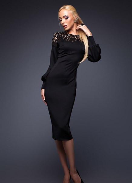 Платье эксклюзивное Розет (23)