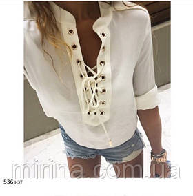 Женская блузка 536 кэт