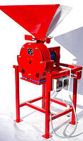 Зернодробилка ДКУ (измельчитель зерна) 4кВт, до 650 кг/час