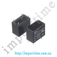 Реле 12V  5A 4pin (1 open )  HT32F