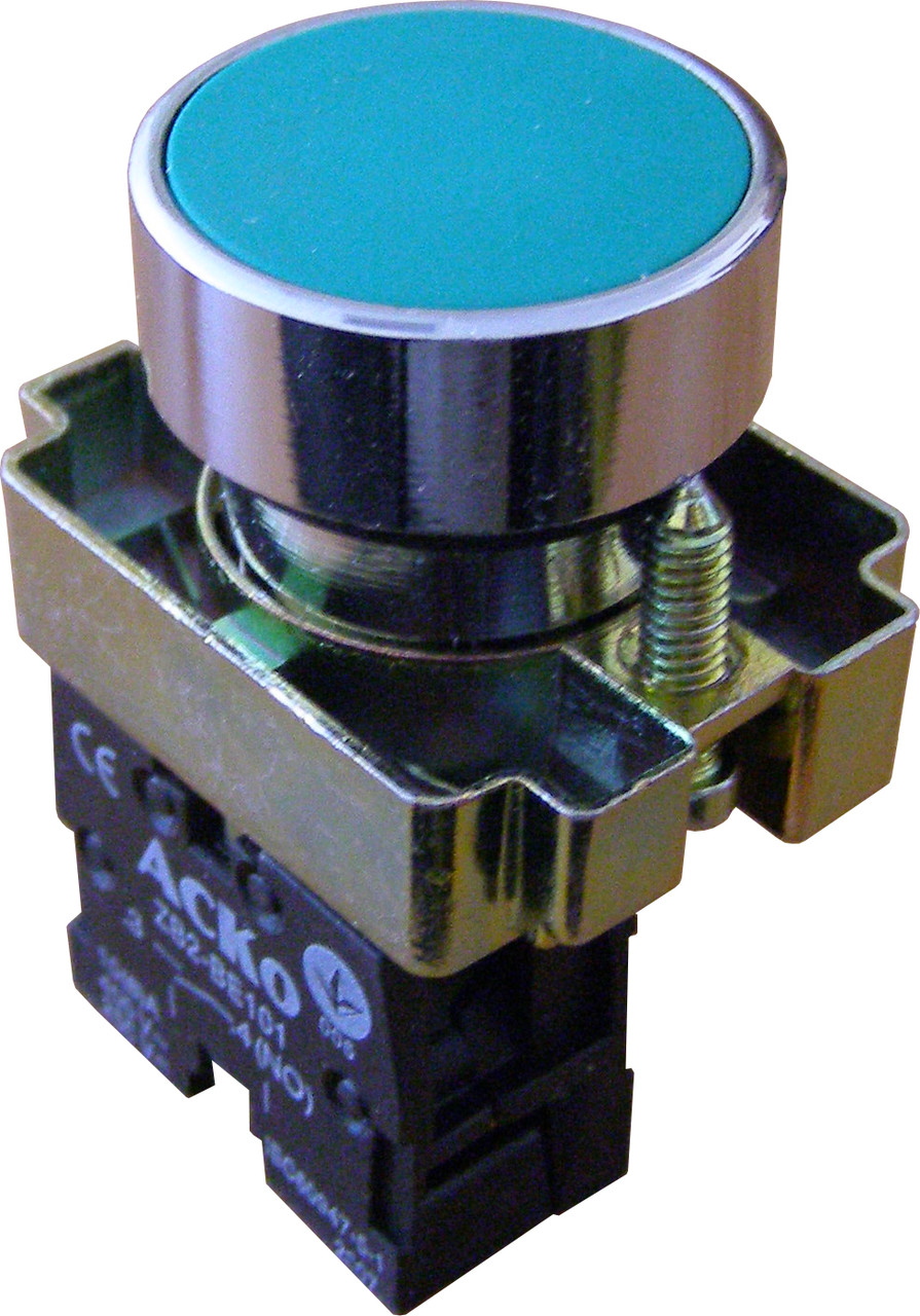 """Кнопка """"Старт"""" синяя XB2-BA61"""