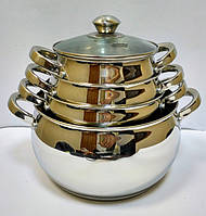 Набор посуду Peterhof PH 15833 8 предметов