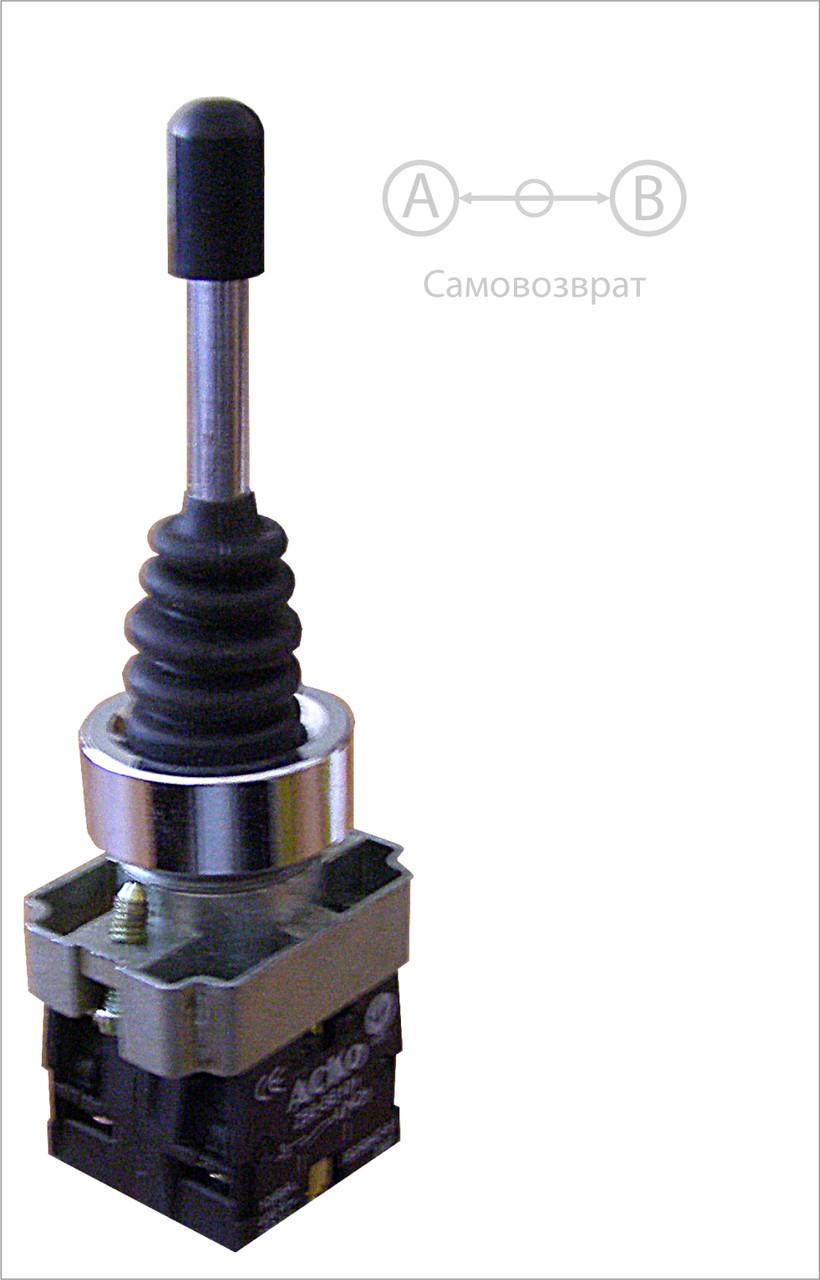 Кнопка манипулятор XB2-D2PA22 (3SXD2PA22)