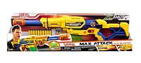 X- Shot Бластер Large Max Attack (10 патронов) бластер зомби