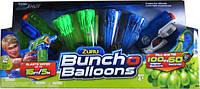X -Shot Набор водных бластеров Bunch Oballoons (2 вида оружия, 4 комплекта шариков, 2 сумочки, 2 нас)  бластер зомби