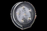 Светодиодная фара дополнительного, рабочего света Allpin 18W 6 диодов по 3W Epistar (6191S18C)