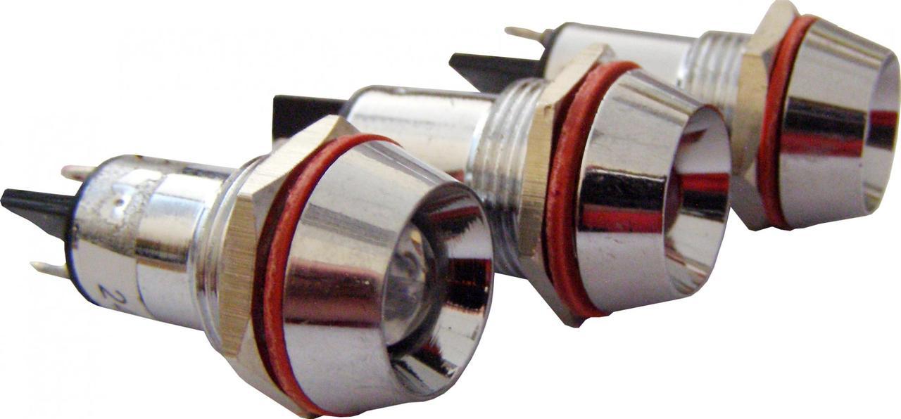 Светосигнальная арматура AD22C-16 белая 220V  AC