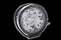 Светодиодная фара рабочего света Allpin  27 Вт, 9 диодов по 3 Вт Epistar (6197S27C)