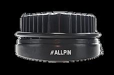 Светодиодная фара рабочего света Allpin 27 Вт, 9 диодов по 3 Вт Epistar (6197S27C), фото 2