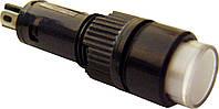 Светосигнальная арматура NXD-215 белая 24V  AC/DC