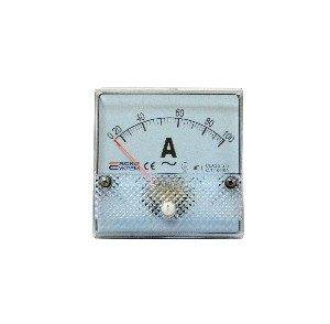 Амперметр 100/5А 80х80 (А-80) AС