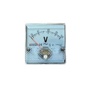 Вольтметр 100В 80х80 (А-80) AС