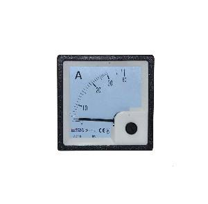 Амперметр прям. вкл. 30А 72х72 (A-72-6) AС