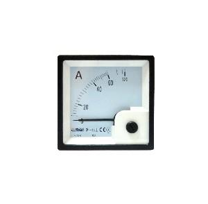 Амперметр прям. вкл. 60А 72х72 (A-72-6) AС