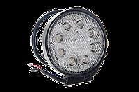 Фара дополнительного света Allpin мощностью 24 Вт из 8 диодов по 3 Вт  Epistar(6195S24C)