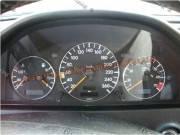 Алюминиевые рамки на приборы для Mercedes C W202 1993-2000 дорестайл