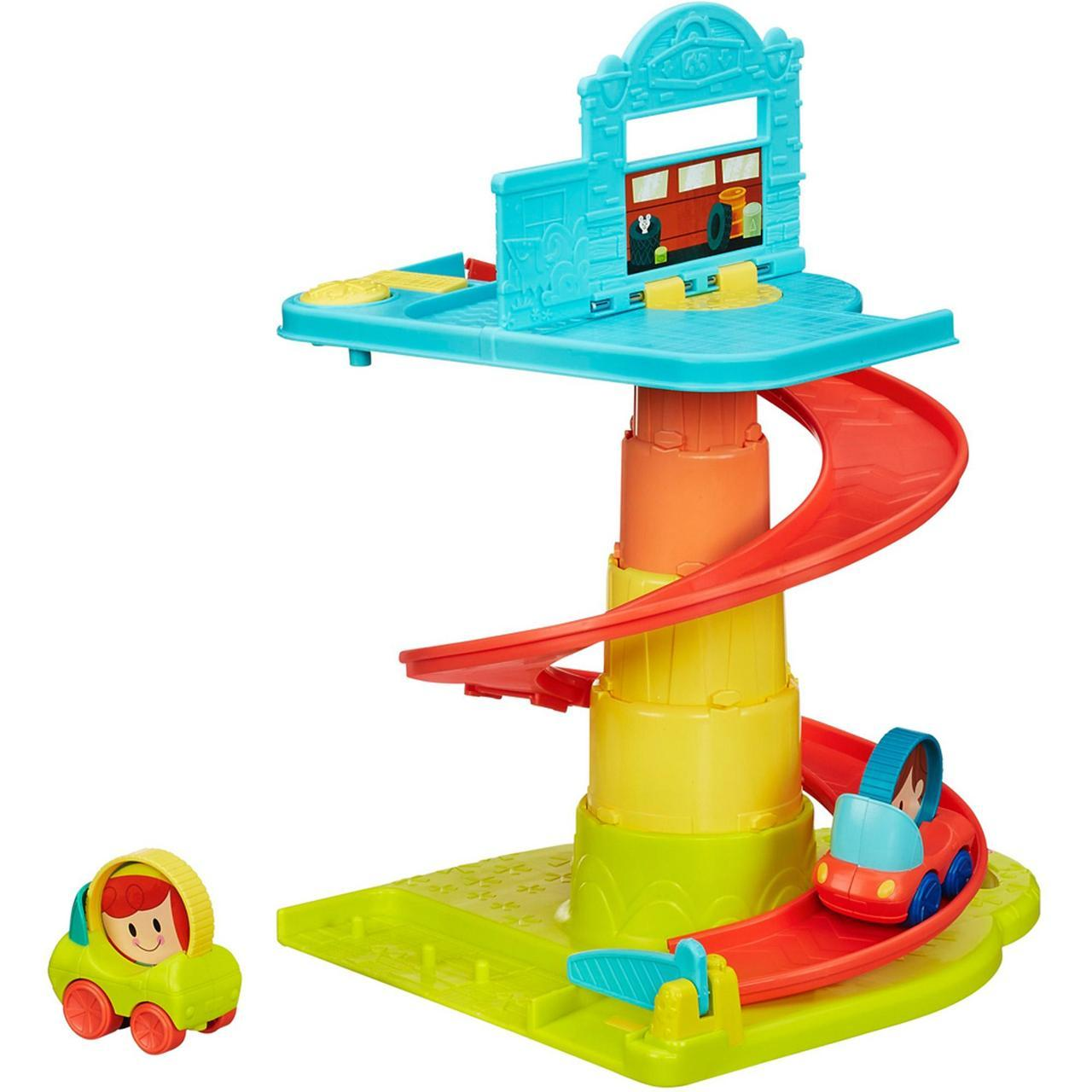 Игровой набор Веселый Гараж Playskool Hasbro B1649