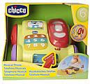 Игрушка детская музыкальная телефон Динь-динь Chicco 5184, фото 4