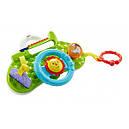Детская развивающая игрушка Фишер Прайс Руль Львенок Fisher-Price DYW53, фото 2