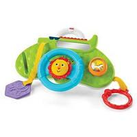 Детская развивающая игрушка Фишер Прайс Руль Львенок Fisher-Price DYW53