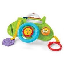 Детская развивающая игрушка Fisher Price Руль Львенок