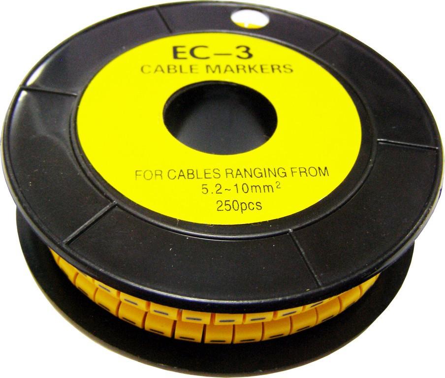 Маркировка EC-3 5,2-10,0 кв.мм
