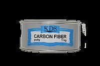 Шпатлевка с углеволокном KDS Carbon Fiber 1 кг
