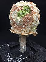 Свадебный букет дублер из роз
